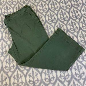Daisy Fuentes Pants - 🏝Daisy Fuentes cargo ankle pants